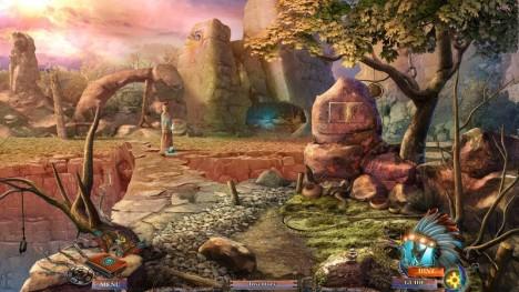 Screenshots zum Spiel der Wolfsgeist