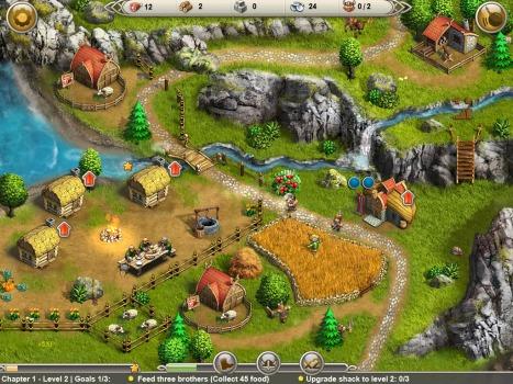 Spiel Viking Saga kostenlos