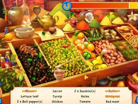 Gourmet Chef Challenge: Around the World Deutsche Version