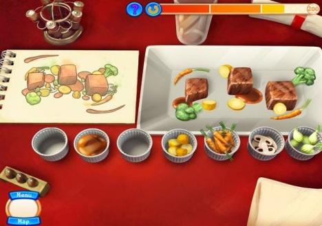Gourmet Chef Challenge Around the World spielen