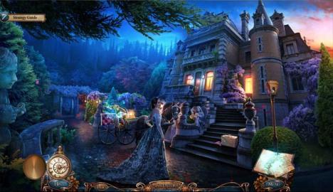 Wimmelbildspiel Grim Tales: Die Vergeltung