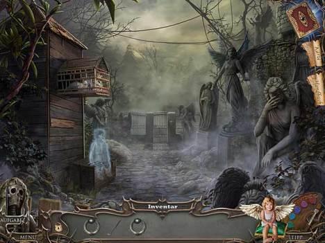 Haunted Manor: Gefangene Seelen Komplettlösung