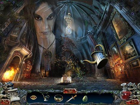 Mysteries and Nightmares: Morgianas Fluch gratis spielen