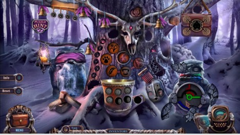 Mystery Case Files: Dire Grove, Sacred Grove Deutsch