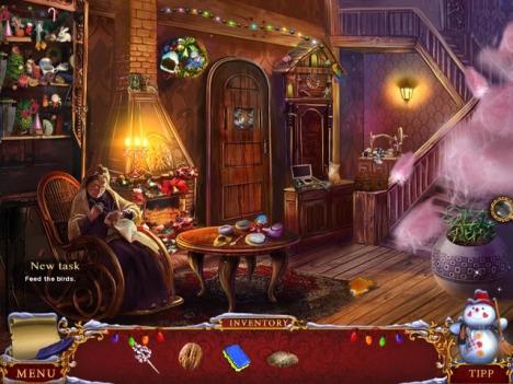 Spiel Christmas Adventure Weihnachtszauber