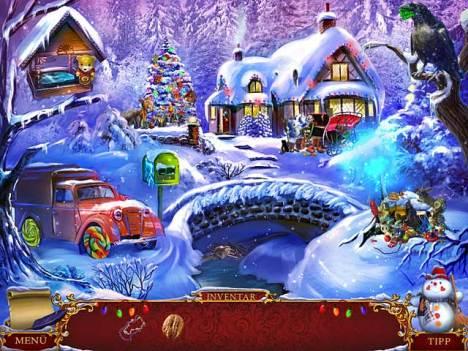 Weihnachtsabenteuer spielen