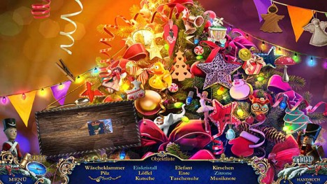 Wimmelbildspiel Christmas Stories III