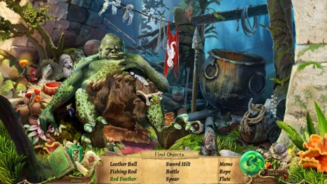 Grim Legends 2: Das Lied des schwarzen Schwans Komplettlösung