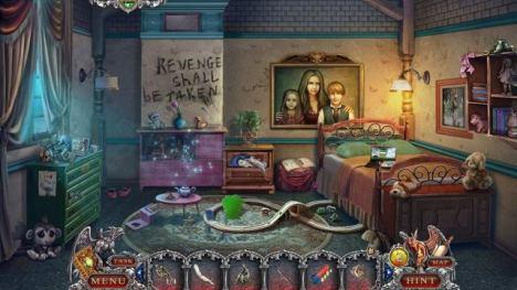 Spirit of Revenge: Das verwunschene Schloss Komplettlösung