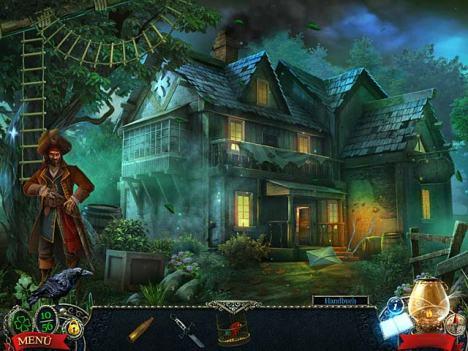Midnight Mysteries: Ghostwriter
