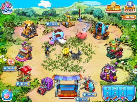 Farm Frenzy: Hurricane Season Deutsch