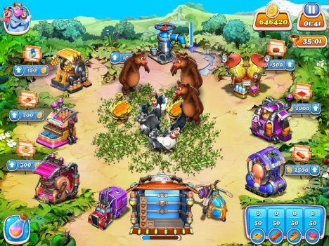 Farm Frenzy: Hurricane Season kostenlos