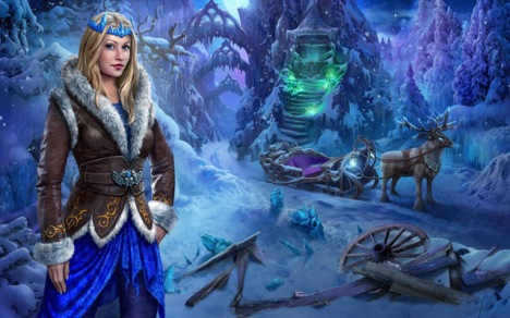 Mystery of the Ancients Eiseskaelte gratis