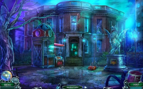 Wimmelspiel Mystery Tales: Die Grauzone