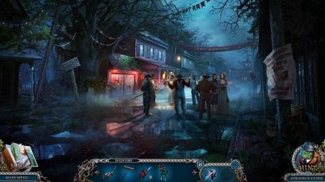 Wimmelspiel Mystery Trackers Der Horror von Nightsville