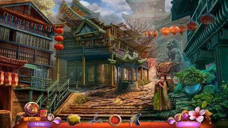 Wimmelbildspiel Myths of the World: Das Goldene Herz
