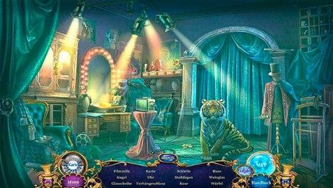 Wimmelbildspiel Dangerous Games: Der Illusionist