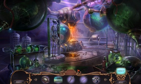 Mystery Case Files: key to Ravenhearst auf Deutsch