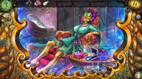 Wimmelbildspiel Witchs Pranks Frogs Fortune