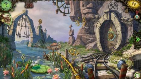 Witch's Pranks: Frog's Fortune spielen